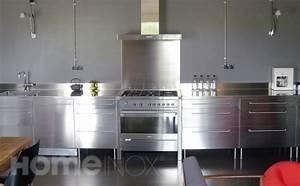 Credence Inox Cuisine Professionnelle Crdences Cuisine