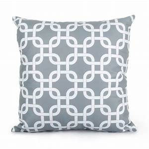 topfinel geometric cushion cover cheap grey pillow covers With cheap gray throw pillows
