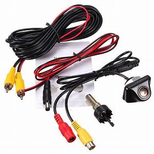 Aftermarket Back Up Camera Hd Ccd Camera With Guide Lines