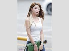 Hello Venus Nara Arriving at Music Bank