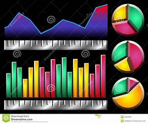 Infographic Elements And Diagrams Stock Vector