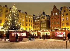 Stockholm Xmas todo list Places to go and things to eat