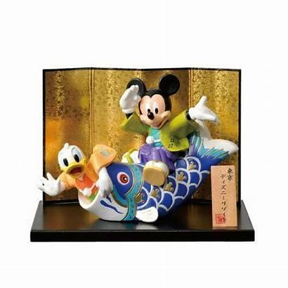 Disney Tokyo Resort Mickey Duck Donald Limited