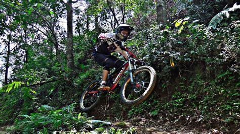nardex mtb poencak bogor sebuah surga  bermain sepeda
