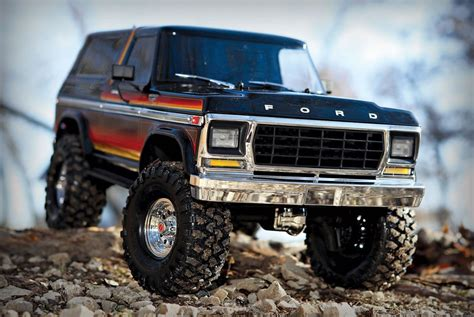 Traxxas Ford Bronco by Traxxas 1979 Ford Bronco Rc Truck S Gear