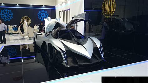 The Devel Sixteen 5,007 HP Hypercar Has a Two-Year Waiting ...