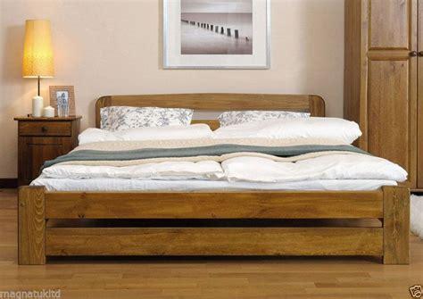 details  solid pine super king size bedframe ft