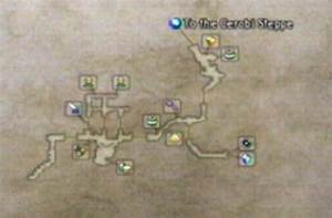 Final Fantasy XII 12 FFXII FF12 Maps Balfonheim