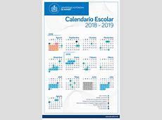 Calendario Escolar UAN 20182019
