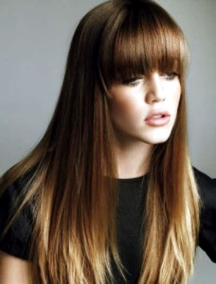 Hair Color Corner Brunette Summer Ombre Hair Color