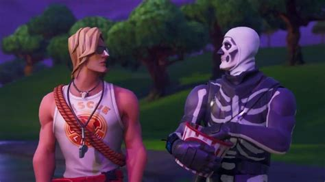 Skull Trooper Is Returning To Fortnite, With A Female