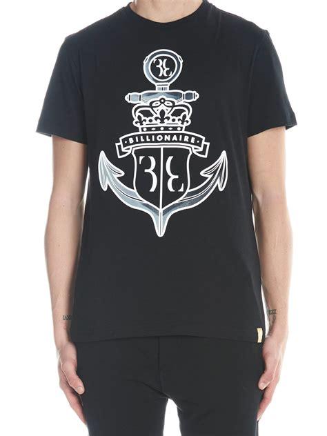 Tshirt Billionare Bdc billionaire billionaire t shirt black 10801193 italist