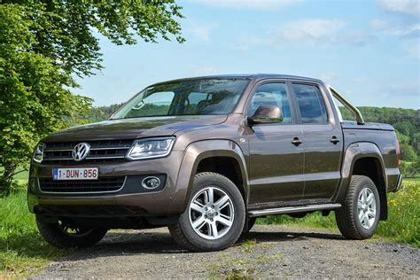 The volkswagen amarok is a pickup truck produced by volkswagen commercial vehicles since 2010. The rugged Amarok pickup could help Volkswagen break into ...
