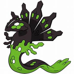 #718 - Zygarde 50% | Pokécharms