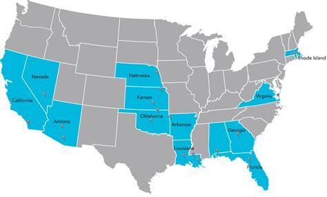 Local Markets   Coverage Maps   DMA - Cox Media Advertising