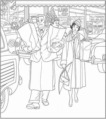 Coloring Pages Creative Haven Dover Adult Saturday