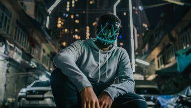 mask man anonymous wallpaper
