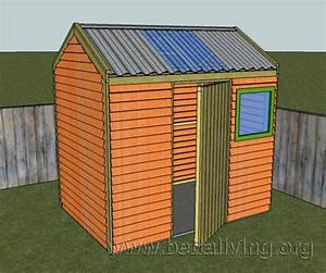 Backyard Shed Plans Shed Blueprints