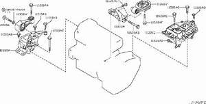 Nissan Juke Bolt  Engine  Mounting  Transmission