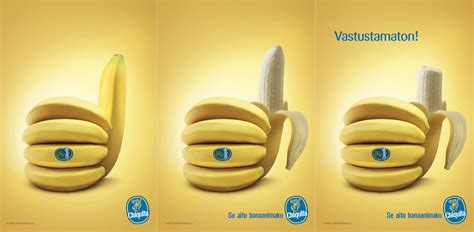 Chiquita. I like it! | The Creative Advertising Post