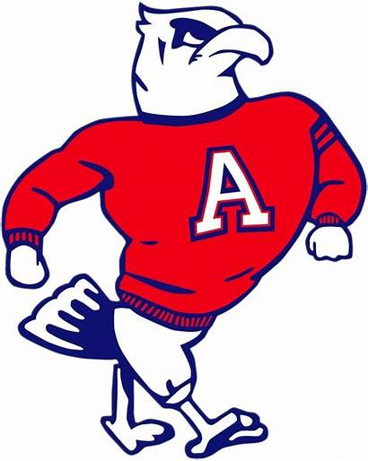 Adams Bend South Eagles Mascot Eagle John