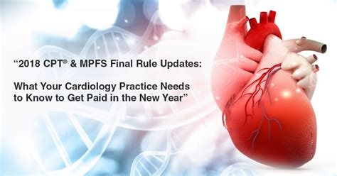 2018 Cpt® & Mpfs Final Rule Updates