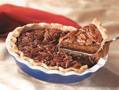 decadent chocolate pecan pie colorado country life magazine
