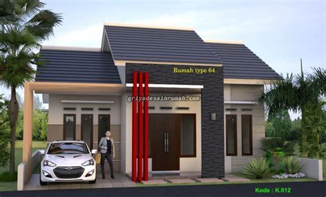 desain rumah type kamar tidur jasa desain rumah