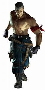 Bryan Fury - Characters & Art - Tekken 5 | -Tekken vs ...