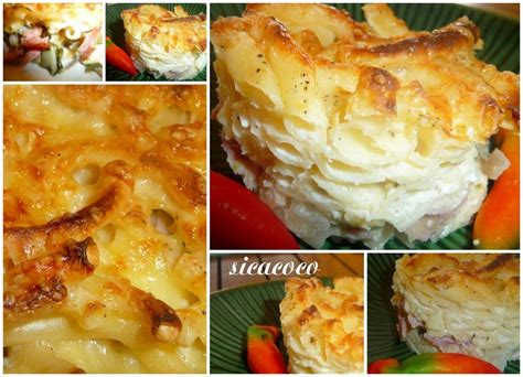 gratin de pates avec du lait 28 images gratin de p 226 tes au lait et jambon 30 recettes