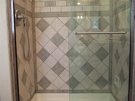 Tile Designs For Bathroom Walls by Bathroom Bath Wall Tile Designs With Big Mozaic Design