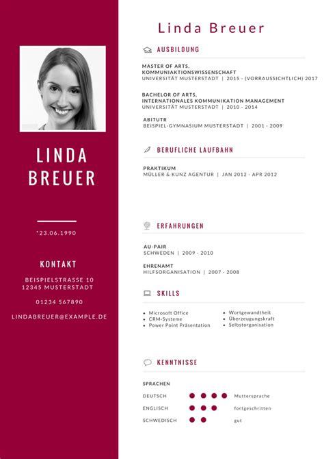 Lebenslauf Vorlage Student by Lebenslauf Vorlage Studium Luxus Lebenslauf 2015 Vorlage