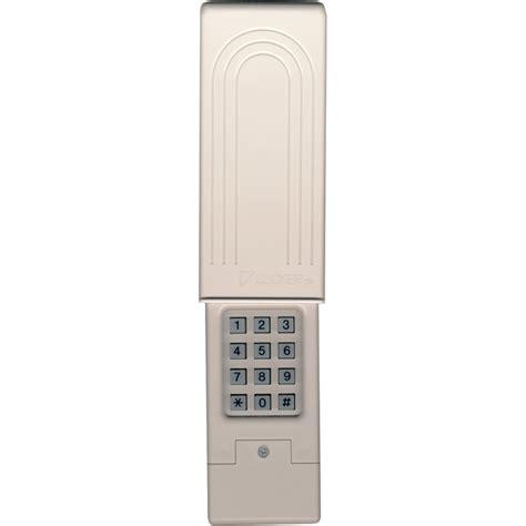 Clicker Brand Garage Door Opener by Chamberlain Universal Garage Door Clicker Remote Wireless