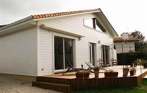 Les Constructeur De L Extreme Maison En Bois : landes 40 la maison bois par maisons ~ Dailycaller-alerts.com Idées de Décoration