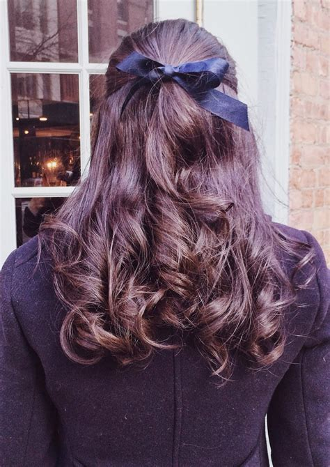 ribbon hair styles ribbons and curls the college prepster