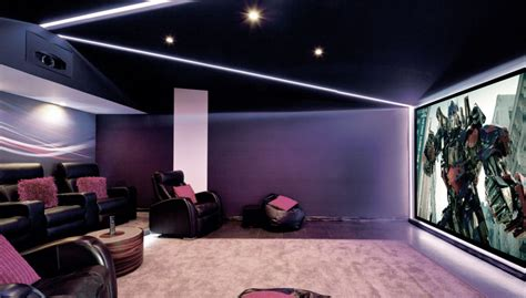 The Complete Home Cinema Systems Home Cinemas