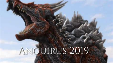 Anguirus 2019 Legendary Sound Godzilla 2