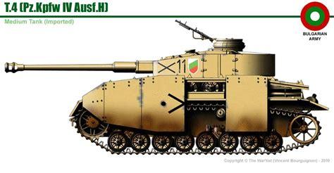 T-4 / Pz.Kpfw IV Ausf.H