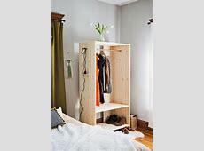 Wonderful Wardrobe & Clothing Rack Projects Decorating