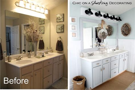 Diy Bathroom Makeover Ideas by Creative Bathroom Makeover Ideas Diy Decorating