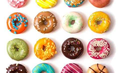 Donuts Wallpapers (67+ Images