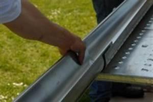 Gouttière Zinc Sans Soudure : montage goutti re zinc et cuivre goutti re online ~ Melissatoandfro.com Idées de Décoration