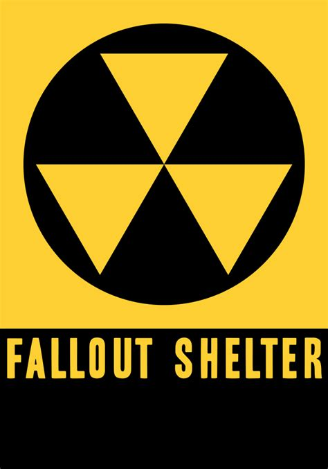 fallout shelter sign svg united states file