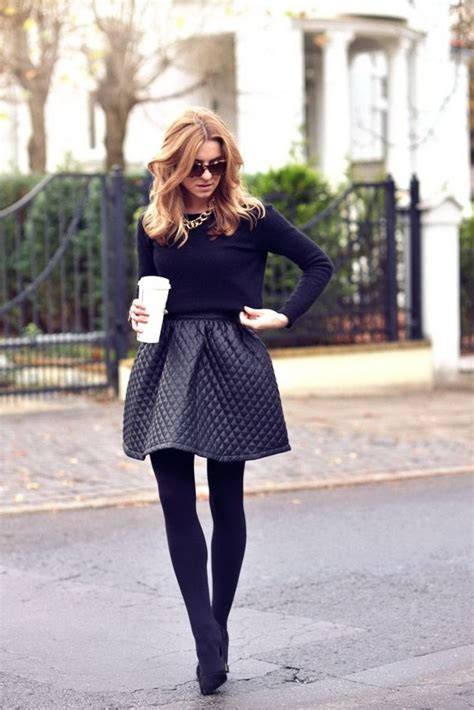27 Combination Ideas How To Wear Skirts At Work 2018 | FashionGum.com