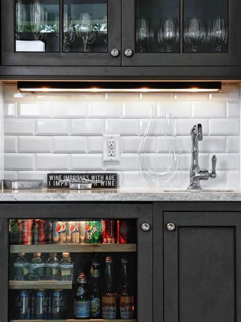 Bar Backsplash Ideas by 15 Stylish Small Home Bar Ideas Hgtv