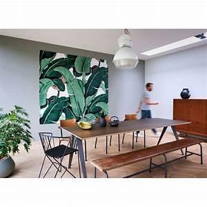 Decoration Murale Maison Du Monde : d coration murale bananier ixxi ~ Teatrodelosmanantiales.com Idées de Décoration