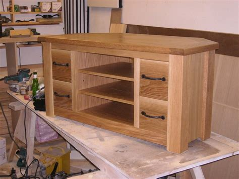 wood work country tv stand plans  plans