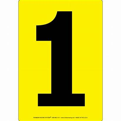 Number Sign Racing Clipart Cliparts Rainbow Library