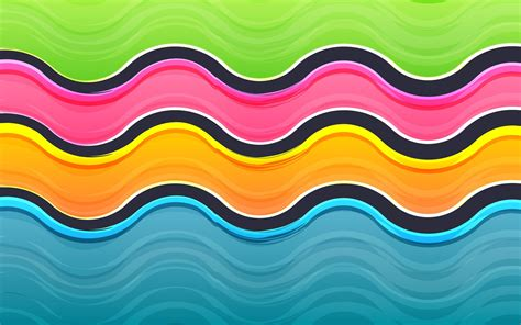 wavy lines wallpaper gallery