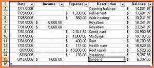 Free Business Spreadsheets 10 Personal Income And Expenses Spreadsheet Excel